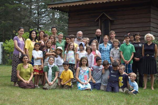 Православный детский летний лагерь